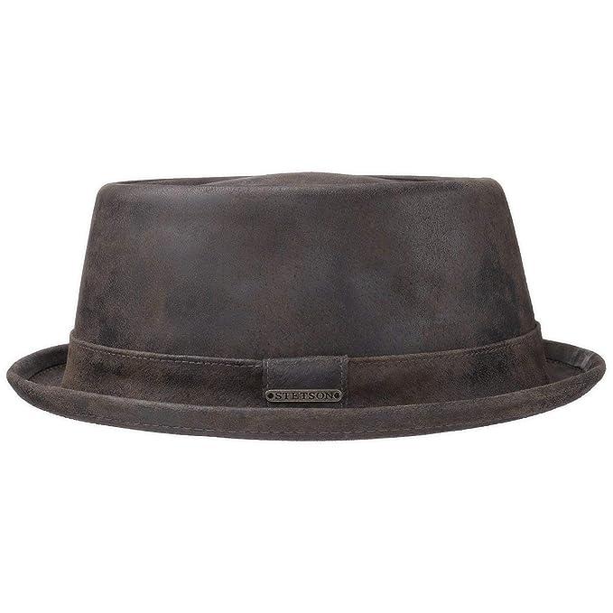 Stetson Pennsylvania Pigskin Cappello Uomo  8a67198ab847