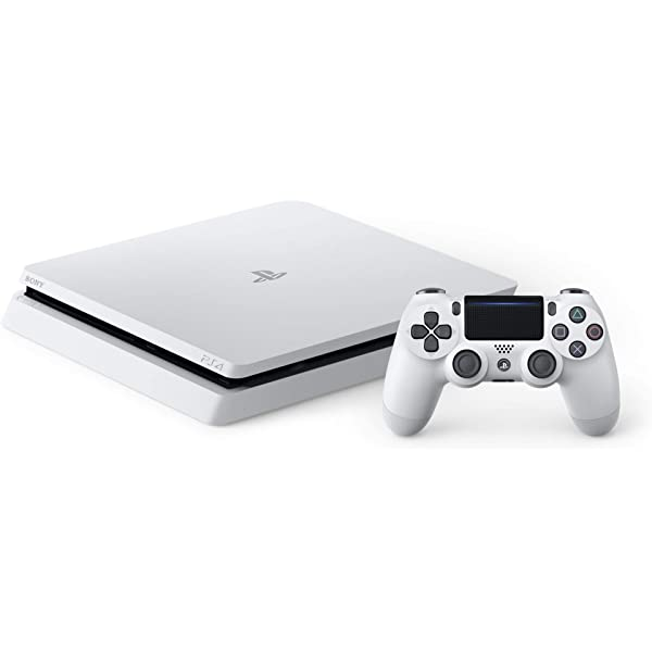 PlayStation 4 グレイシャー・ホワイト 500GB (CUH-2200AB02)