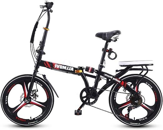 TXTC Plegable De Acero De Alto Carbono-Bicicletas, De 7 ...