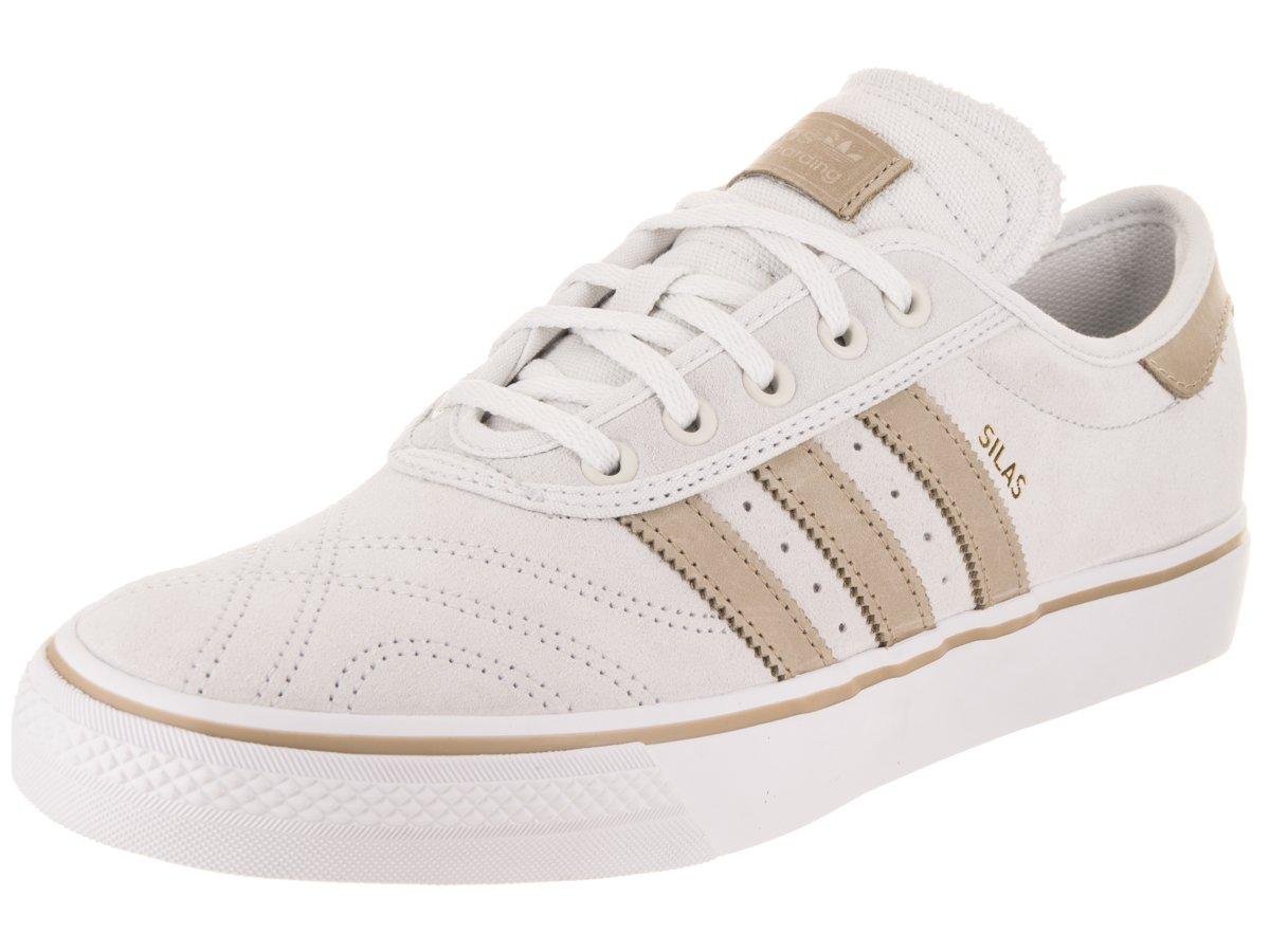 super popular 6b3d8 1cfda Galleon - Adidas Adi-Ease Premiere (Crystal White Hemp White) Men s Skate  Shoes-9
