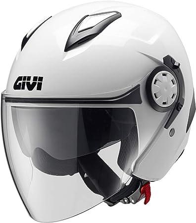 Givi H123BB91054 HPS 12.3 Stratos Demi Jet Helmet