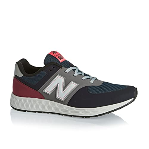 Sneaker NEW BALANCE MFL574 NR Color Blu