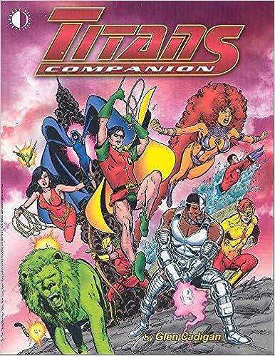 Kostenloser Download j2ee ebook pdf The Titans Companion by Glen Cadigan PDF