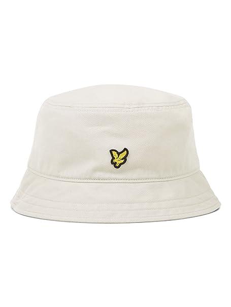 Sombrero Del Cubo Lyle And Scott Vintage Algodón Tela Cruzada Kfg5LgL