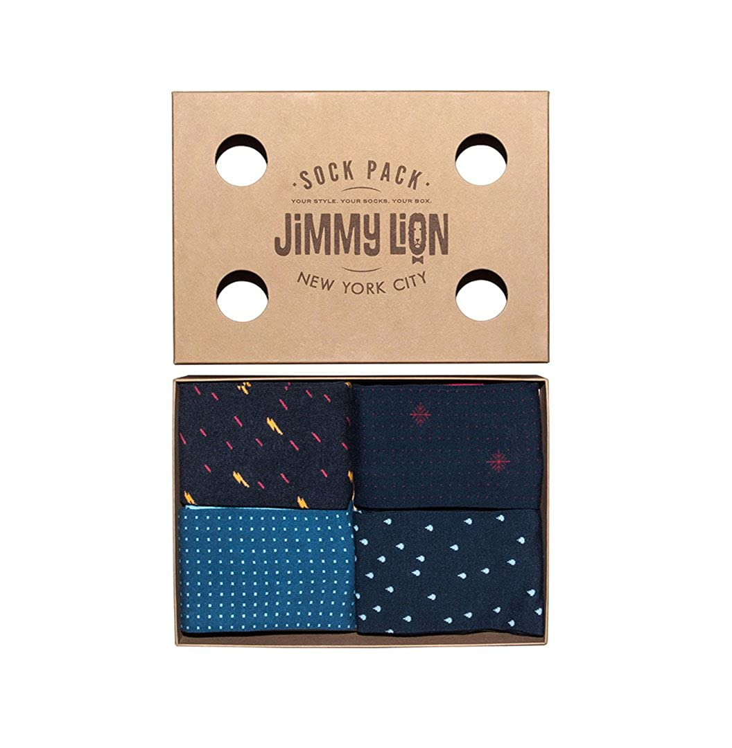 Jimmy Lion Meteo Pack, Calcetines Unisex, Sock Box, Talla única: Amazon.es: Ropa y accesorios