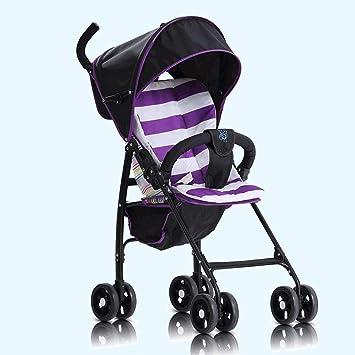 Littlefairy Sillas de Paseo,Carro de bebé Silla de Paseo Plegable niño Carrito bebé 70 * 44 * 97 cm: Amazon.es: Hogar