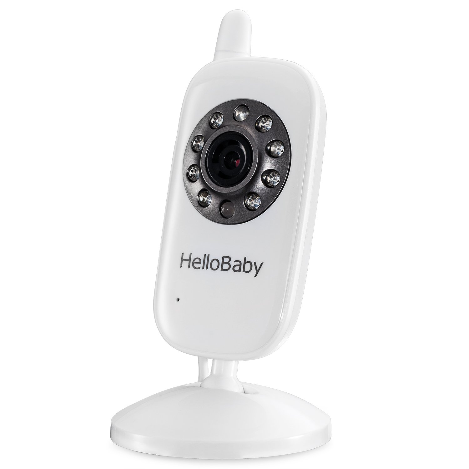 HelloBaby Hello Baby Additional Camera Child Unit Add-on Camera for HB24 HB32 Video Baby Monitor HB24-TX
