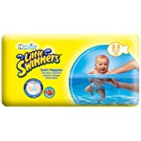 Huggies Little Swimmers Swim Nappies, Size 2-3, Designs May Vary - 12 per Pack