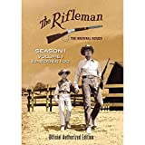 Rifleman, The Original Series: Season 1 - V1 by Chuck Connors