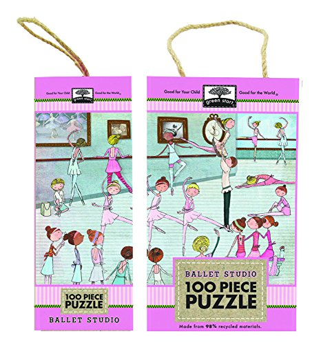 Ballet Class Puzzle - 6