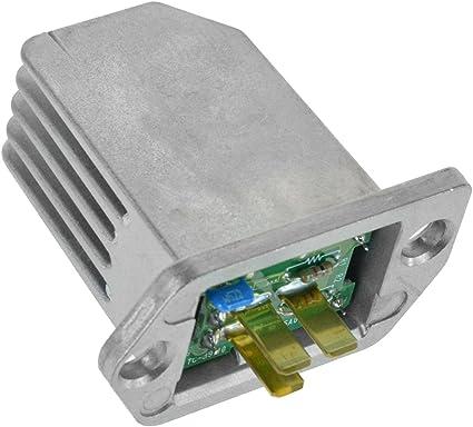 Motor del ventilador Resistencia Control automático de la ...