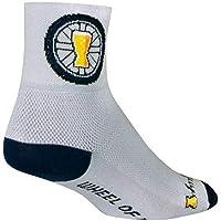 SockGuy Classic 3in Destiny Cycling/Running Socks