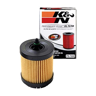K&N Premium Oil Filter: Designed to Protect your Engine: Fits Select BUICK/CHEVROLET/SAAB/PONTIAC Vehicle Models (See Product Description for Full List of Compatible Vehicles), PS-7000: Automotive