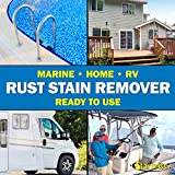Star brite Rust Stain Remover - Easily Clean