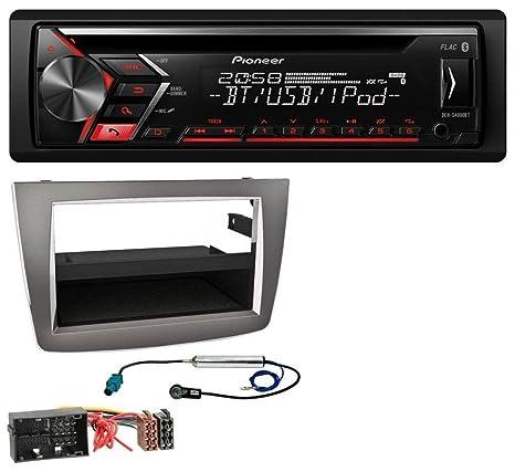 Pioneer S400 0bt AUX Bluetooth MP3 USB CD Radio de coche para Alfa Romeo Mito a