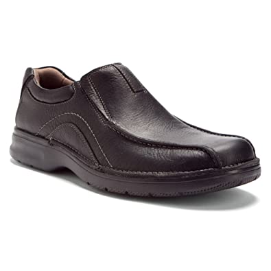 clarks men's pickett slip on shoes