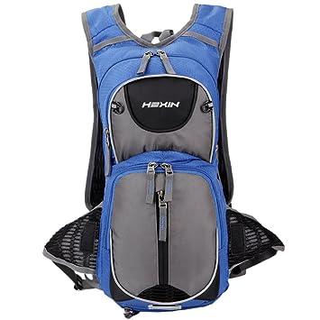 hexin pack-insulated de hidratación mochila para almacenamiento de agua bladded-outdoor mochila para
