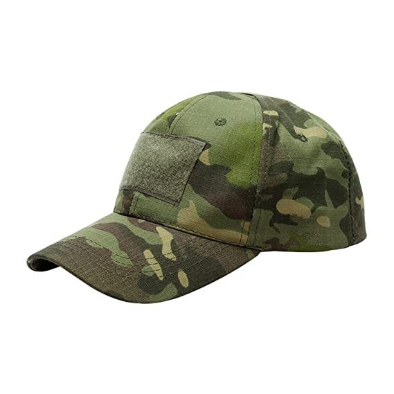 Leisial. Gorra de Béisbol Camuflaje para Unisex Hombre Mujer - Gorra ...