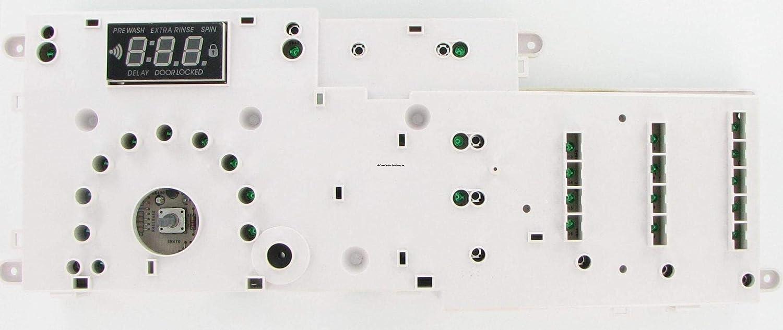 GE WH12X10468 Laundry Washer Control Board (Renewed)