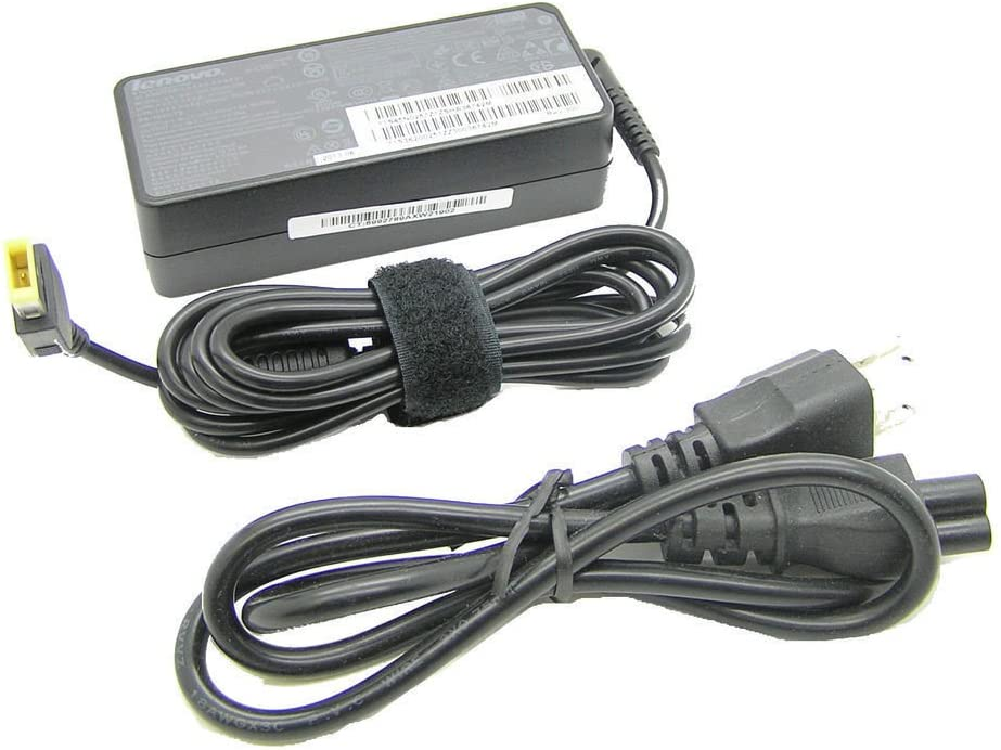 New Genuine Lenovo ThinkPad 20V 3.25A 65 Watt AC Adapter With Cord ADLX65NLC2A,ADLX65NCC2A
