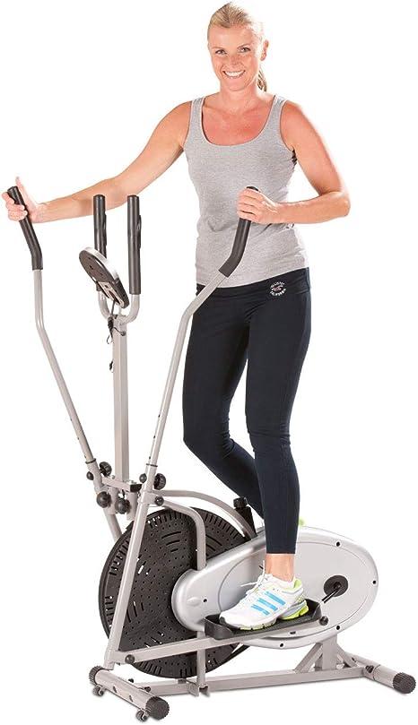 Übungen zum Abnehmen auf einem Ellipsentrainer