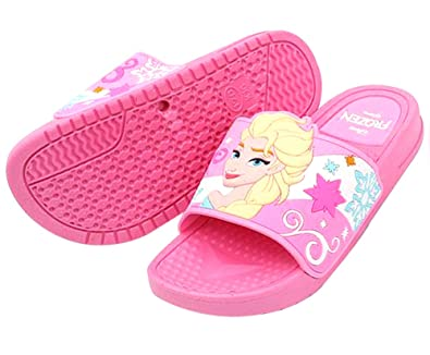 655f0c67f Joah Store Frozen Elsa Girls Pink Summer Slippers Slide Sandals (Parallel  Import Generic Product