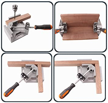 90 Degree Angle Clamp, AxeBon Corner Frame Clamp, Clamps for ...