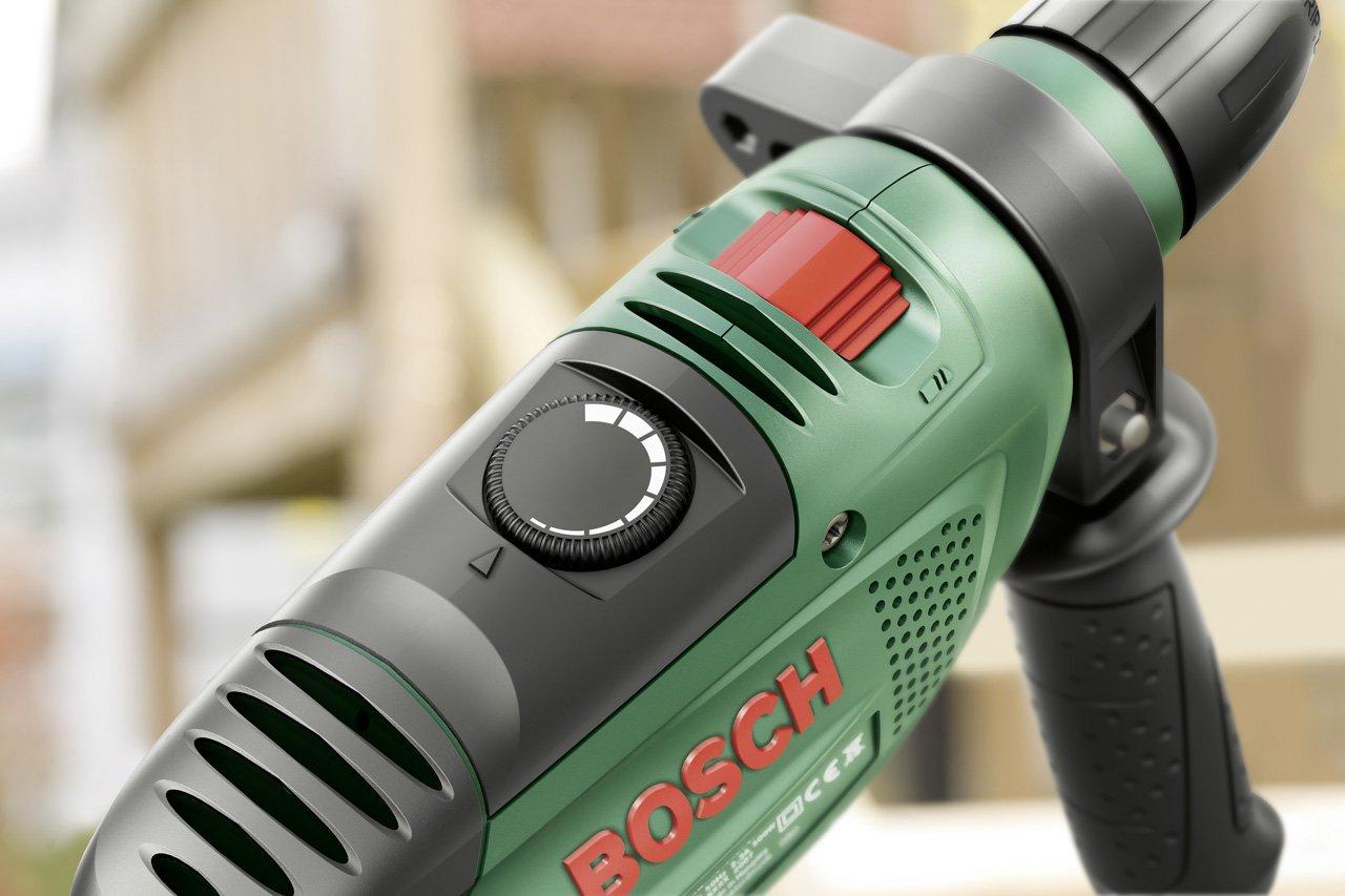 Bosch Schlagbohrmaschine PSB 750 RCE 750 Watt, im Koffer