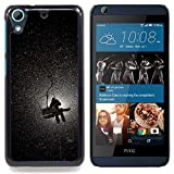 - Ski Mountain Moon Lift Snow Winter/ Hard Snap On Cell Phone Case Cover - Cao - For HTC Desire 626 & 626s