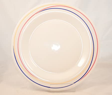 France ARCOPAL Dishes - Fireworks - Dinner Plates - Set of 4: Amazon ...