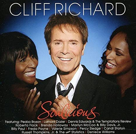 cliff richard soulicious album