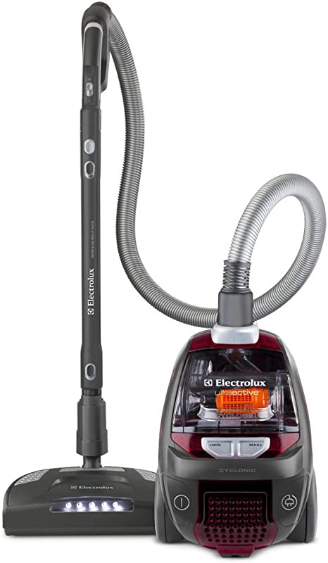 Electrolux Ultra Active - Aspiradora sin Bolsa, con Cable: Amazon ...