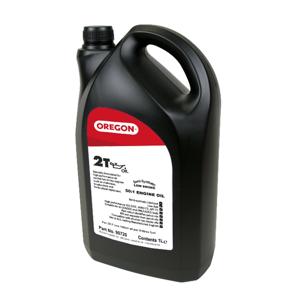 Oregon 90891 2-Stroke Semi-Synthetic Low Smoke Oil