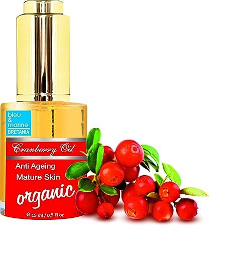 Suero Sublime de Belleza - Aceite Seco de Arándano Americano o Cranberry AntiEdad Hidratante Anti Envejecimiento