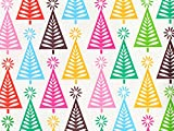 Pack of 1, Pine Tree Acres 26'' x 417' Half Ream Roll Gift Wrap for Holiday, Party, Kids' Birthday, Wedding & Special Occasion Packaging