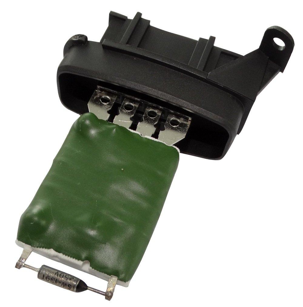 AERZETIX: Resistencia regulador soplador de aire cabina C40254 compatible con 0018212560
