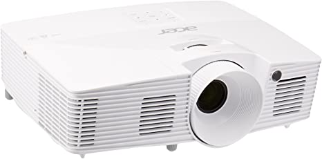 Acer X117H Proyector, 3600 Lúmenes ANSI, SVGA (800x600), 5000 h, color Blanco