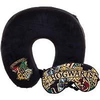 Harry Potter Hogwarts Travel Pillow and Sleep Mask