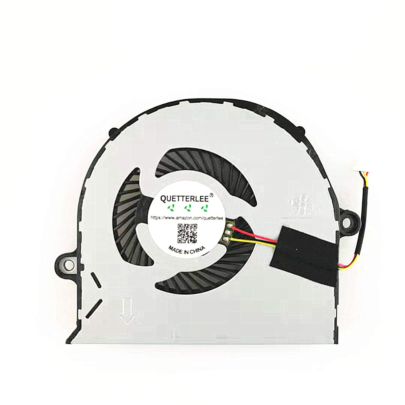 New Laptop CPU Cooling Fan for Acer Aspire E5-571 E5-571G E5-571P E5-571PG E5-511 E5-511G E5-511P E5-521 E5-521G E5-531 E5-551 E5-551G V3-572 F5-571 F5-572 F5-573 EF75070S1-C120-G99 DC28000ERS0 FAN