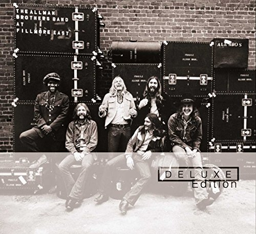 Live At Fillmore East (Deluxe Edition) (Allman Brothers Band Live At Fillmore East)