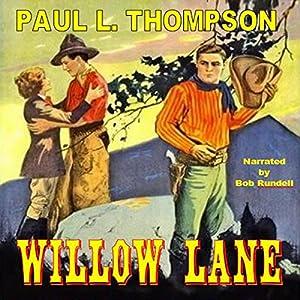 Willow Lane Audiobook