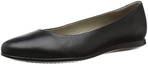 83bdc162 ECCO Shoes Women's Touch Ballerina 2.0 Flat: Amazon.ca: Shoes & Handbags