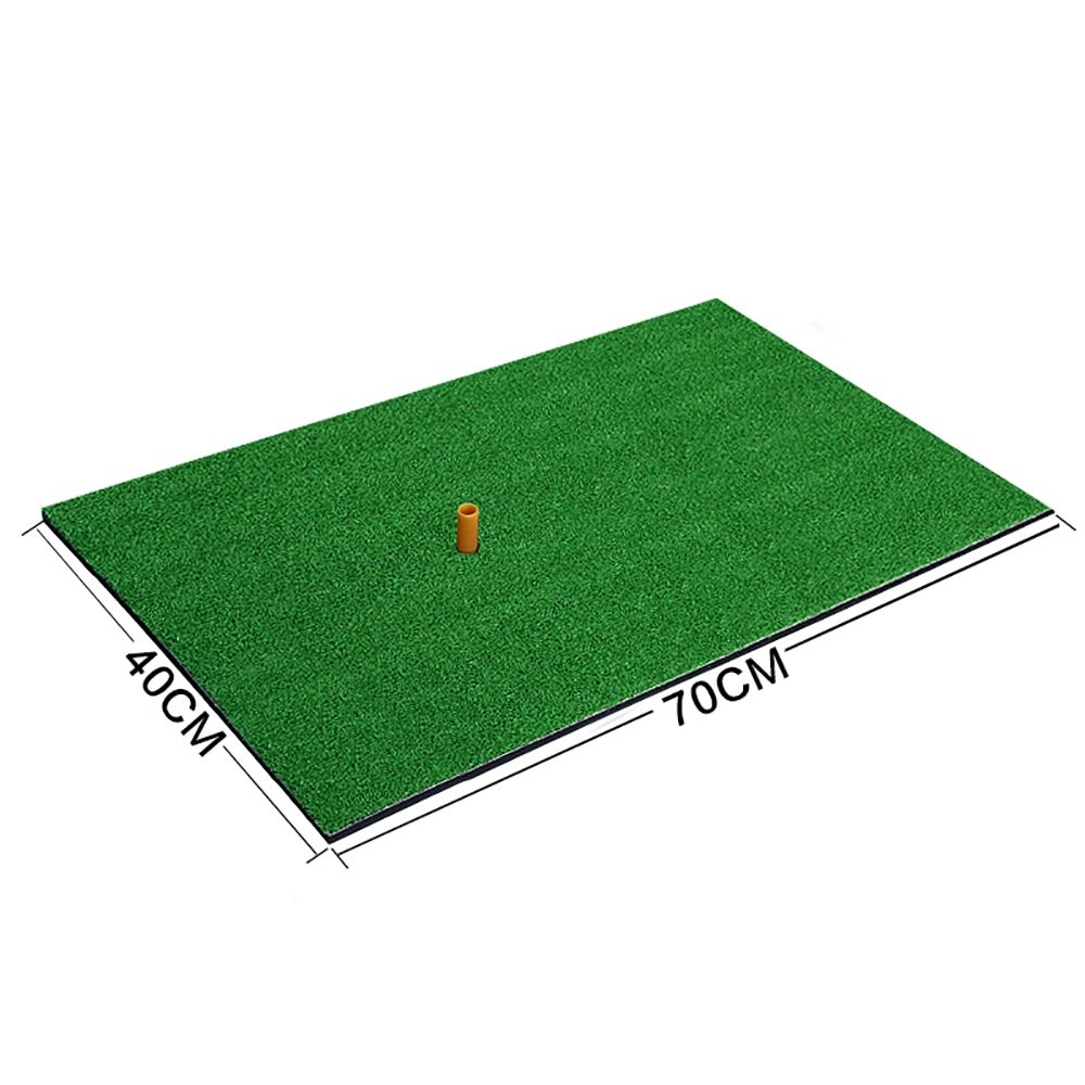 ゴルフ練習マットゴルフ屋内練習用マットパット練習用マット7サイズオプション(#)(サイズ:5#)   B07MRCNRN9