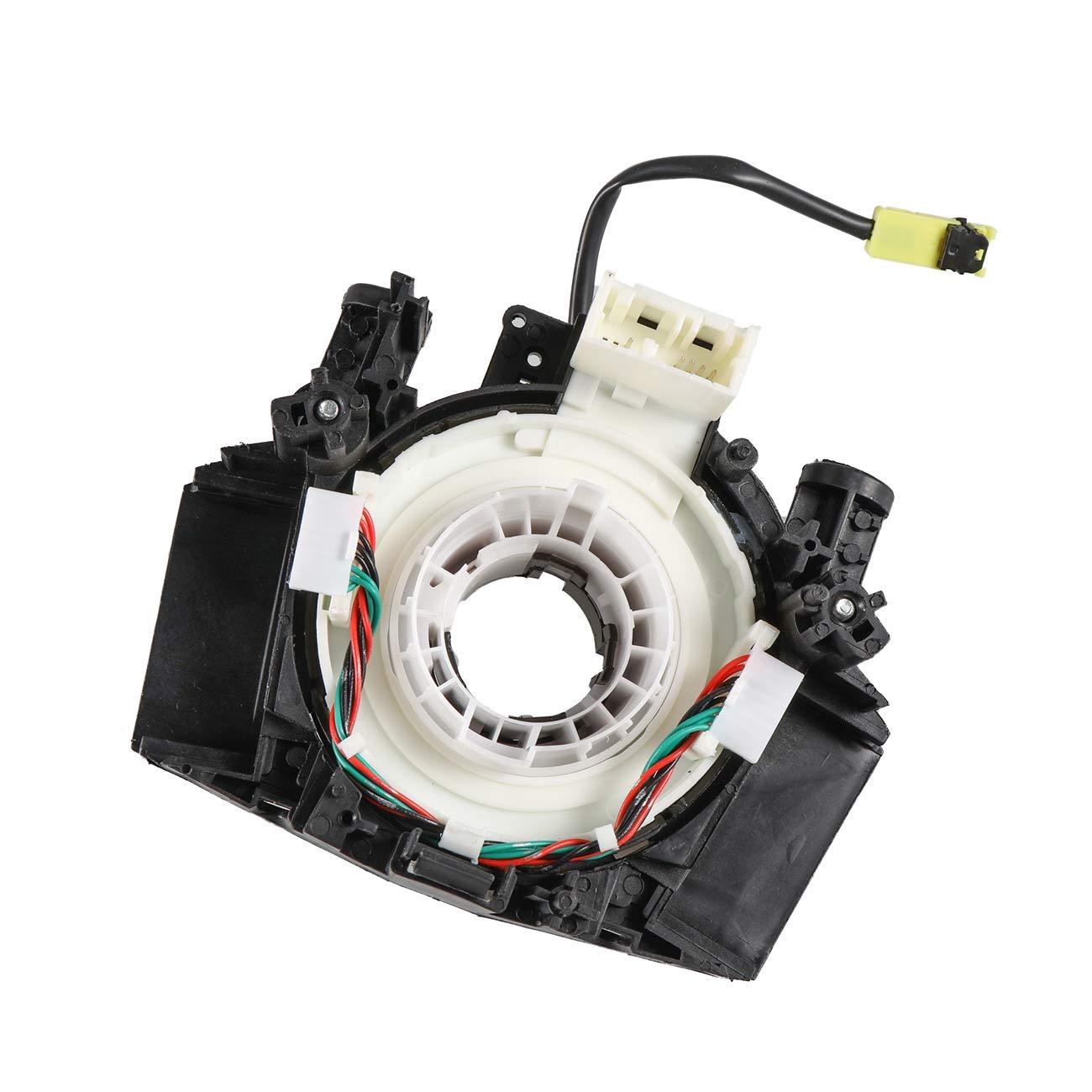 Wenyu 25567-EB301 Clock Spring Airbag Cable for Nissan Tiida Pathfinder 2005-2013