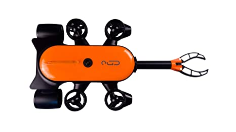 Geneinno Drone Submarino con Brazo Robótico Titan 150m T6T-1-150BL ...