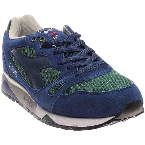 d851fe4b857 Diadora - Zapatillas para niño Azul Turquesa  Amazon.es  Zapatos y  complementos