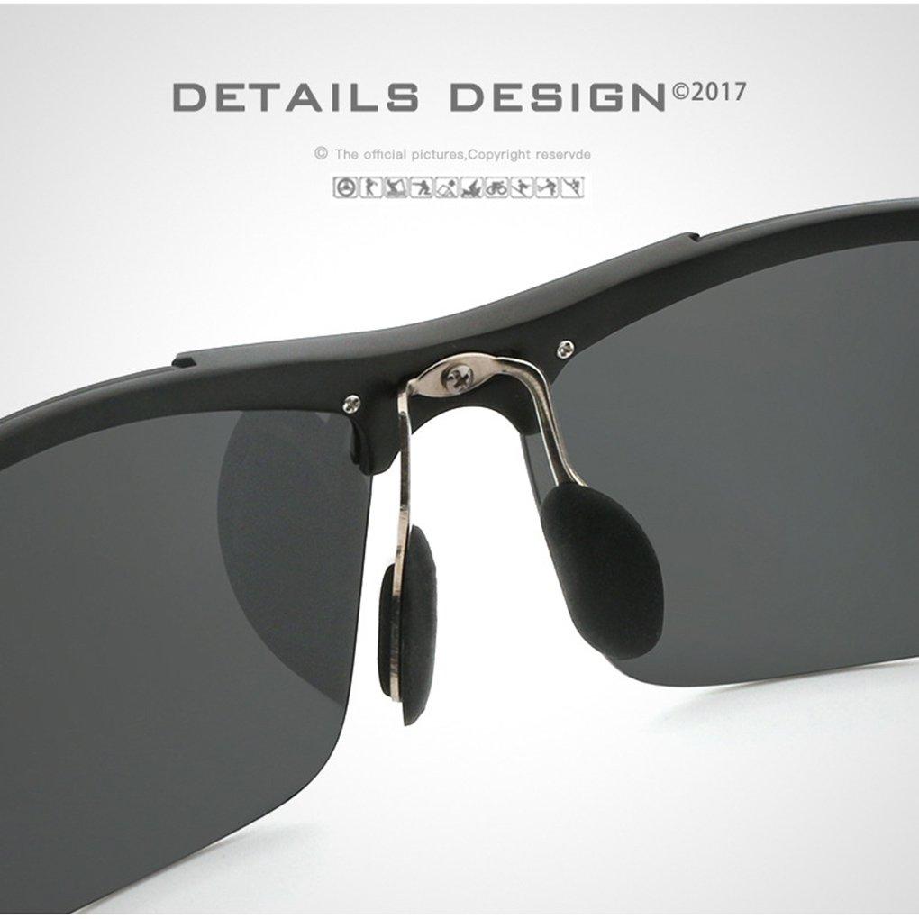 e39ed864f7 Providethebest Es cierto Pesca gafas de sol del color lentes de los vidrios  Protector solar Gafas ...