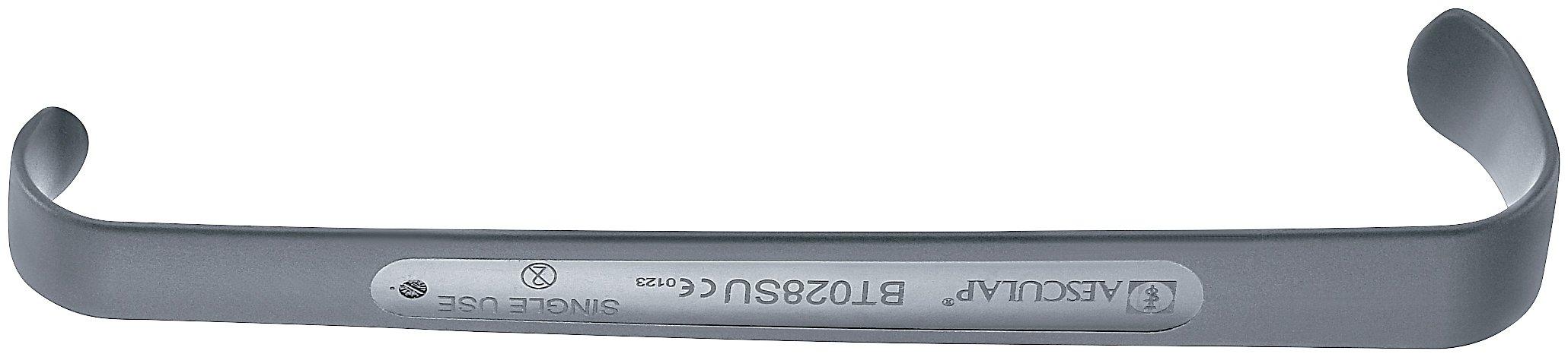 SUSI BT028SU Aesculap ROUX Retractor, 6-3/4'', Sterile (Pack of 20)