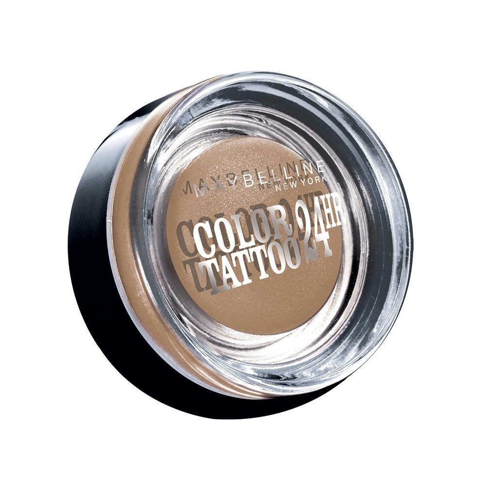 Ombre à paupières Color Tatoo 24h by Eyestudio Maybelline N° 35 On and On Bronze product image