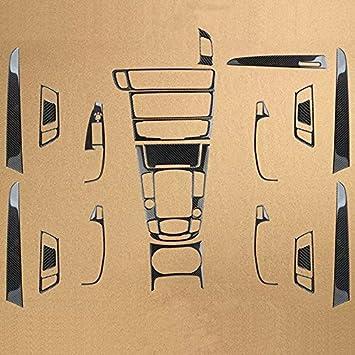 FFZ Parts Mittelkonsole Becherhalter Blende Rahmen Passend F/ür A4 S4 RS4 B8